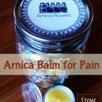 Arnica Balm for Pain