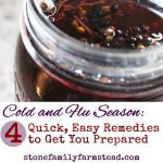 cold and flu season remedies