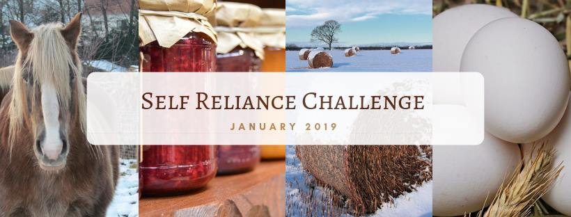 farm images with the title Self Reliance Challenge 2019
