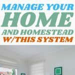 Farm Organization & Management - Stone Family Farmstead
